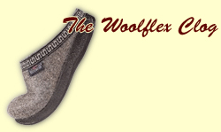 The Woolflex Clog